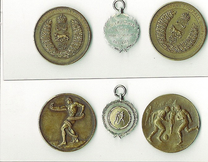 File:Sports medals of A J Oliver.jpg