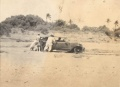 Crossing Malir River 1934.jpg