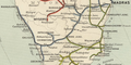 Madras Railway Map 1909, south section.png