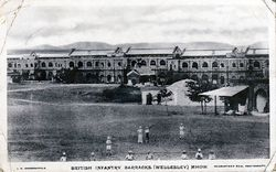 British Infantry Barracks Wellesley Mhow.jpg