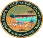 Bombay Baroda Central India Railway logo.jpg
