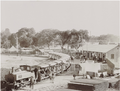 Coronation Durbar Delhi 1911 NG at Tis Hazari Station.png