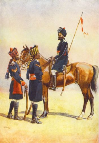 33rd Queen Victoria S Own Light Cavalry Fibiwiki