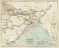 1909 Railways Section 2 (Calcutta and NE).png