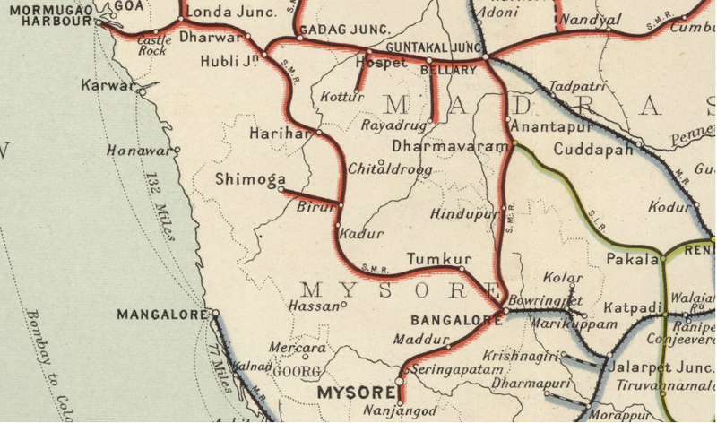 File:Southern Mahratta Railway Map 1909, south section.png
