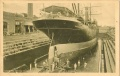 Calcutta - Ship B.I S.S Wardha In Graving Dock.jpg