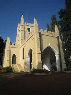 Ooty - St Stephen's Church.JPG